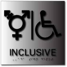 inclusive symbol ada accessible bathroom signs adasigndepot com