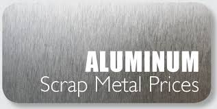 alum prices scrap aluminum prices elgin recycling