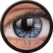 20 coloured contact lenses images colored