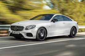 new mercedes e class coupe revealed latest two door on sale for