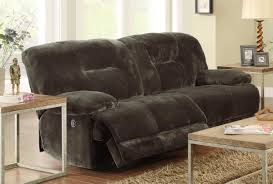 Eli Cocoa Reclining Sofa Sofas Wonderful Electric Recliner Sofa Dual Reclining Loveseat