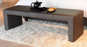banc de chambre banc bout de lit fabulous banc bout de lit tissu havane xxcm pastel