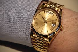 rolex launches the day date 40