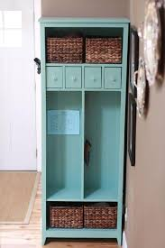 Build A Charging Station Ana White Hillary U0027s Locker Cabinet With Charging Cubbies Diy