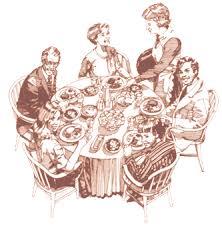 κυριακάτικο τραπέζι