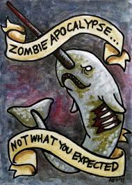 the narwhal apocalypse by oodreysmart on deviantart