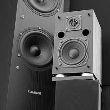 2 1 home theater speaker system sxhtb surround sound home theater speaker system fluance