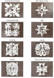 chrismon snowflakes pictures ornaments decorations