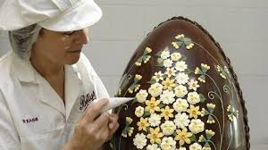 hollow chocolate egg mold how we make our imperial easter eggs