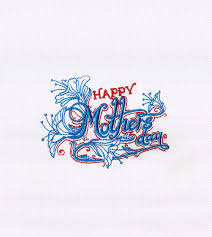 design embroidery blue happy creatively mothers day embroidery design embmall