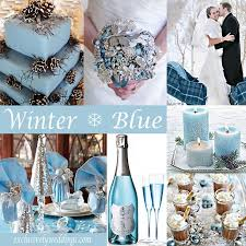 winter color schemes winter wedding black bear crossings café and banquet center on