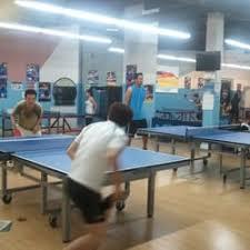 table tennis los angeles hyundae ping pong club sports clubs 3625 w 6th st wilshire