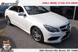 5 hr class bronx ny mercedes e class amg 2016 in bronx bronx new jersey