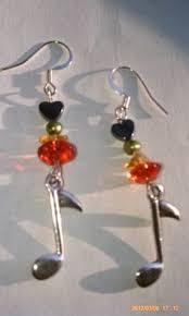 reggae earrings carey johnson real fashion reggae style reggae fashion http