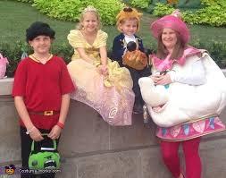 Beast Halloween Costumes Beauty Beast Family Halloween Costume