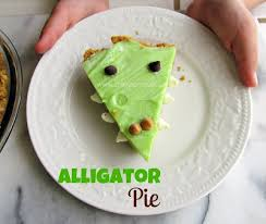 aligator cuisine alligator pie for crust