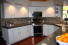 White Kitchens With Granite Countertops Kitchen Cabinets And Counters Best Kitchen Cabinets And Counter