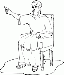 king david coloring pages coloring home