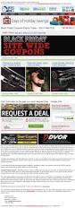 best black friday weapon deals 53 best black friday email design gallery images on pinterest