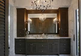 Framed Mirrors Bathroom Large Framed Mirrors Bathroom Traditional With Dark Vanity Vanity