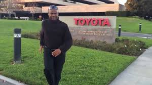 toyota corporation usa michael boogaloo shrimp chambers black history month 2014 youtube