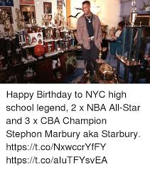 Memes Nyc - happy birthday to nyc high school legend 2 x nba all star and 3 x