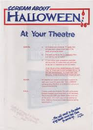 halloween cinema advertising guide uk