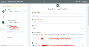 How To Do Excel Spreadsheets Excel Integration Help U0026 Support Zapier