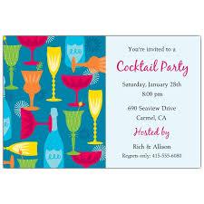 Best Party Cocktails - cocktail party invitation marialonghi com