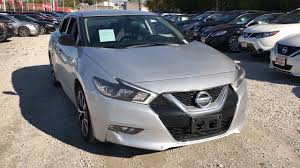 used nissan maxima 2016 used one owner 2016 nissan maxima 3 5 s chicago il western ave