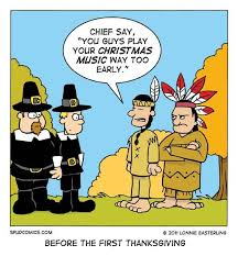 top ten things you can only say on thanksgiving