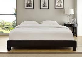 Picture Ledge Amazon Com Modus Furniture 7g08f5 Ledge Upholstered Platform Bed
