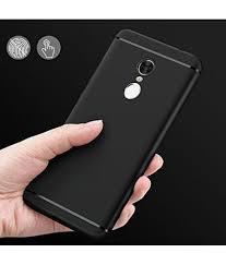 Xiaomi Redmi Note 4 Xiaomi Redmi Note 4 Soft Silicon Cases Wow Imagine Black Plain