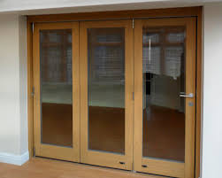 Hinged French Patio Doors by French Dark Brown Wooden Frame Sliding Glass Patio Doors With