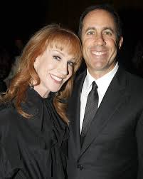 jerry seinfeld empathizes with kathy griffin in the wake of u0027bad