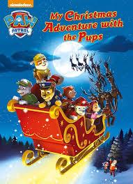 buy paw patrol christmas book