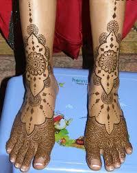 tribal henna designs for legs