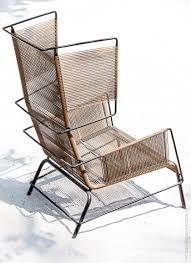 fauteuil en corde tendance le fauteuil en rotin revient en majesté le parisien