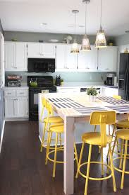 yellow kitchen islands furnitures awesome white kitchen with large white kitchen island