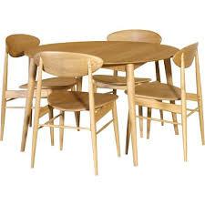 oak round dining table u2013 thelt co