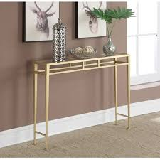 Gold Console Table 15 Photo Of Gold Console Table