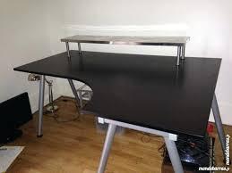 bureau d angle noir laqué bureau d angle noir laque bureau laquac noir bureau angle noir laque