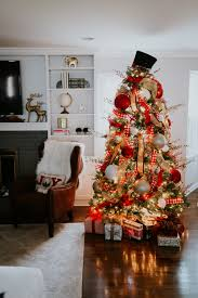 Christmas Tree Decorating Ideas Southern by Holiday Home Decor A Southern Drawl