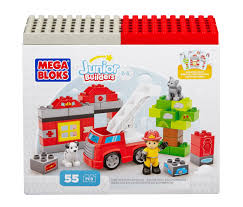 amazon fire black friday special mega bloks junior builders building blocks fire station rescue