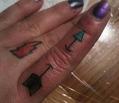 9 finger tattoos free u0026 premium templates