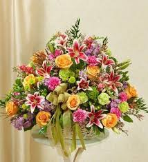 sympathy baskets sympathy baskets and arrangements director flowers