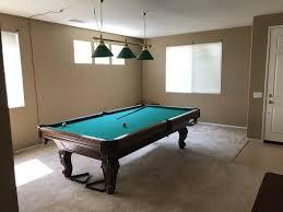 Championship Billiard Felt Colors Move Cloth Choices Pool Table Movers In Los Angeles Ventura U0026 Santa
