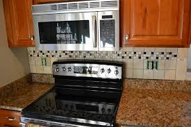kitchen stove backsplash cozy backsplash stove on kitchen with tiled kitchen