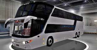 volvo truck and bus ats bus mods american truck simulator bus mod download
