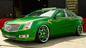 cadillac cts white wall tires cts rides magazine